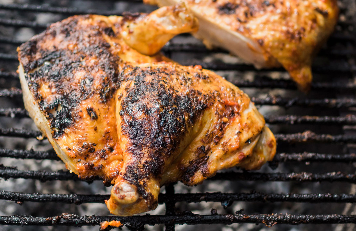 Pit — Kamil's famous grilled chicken